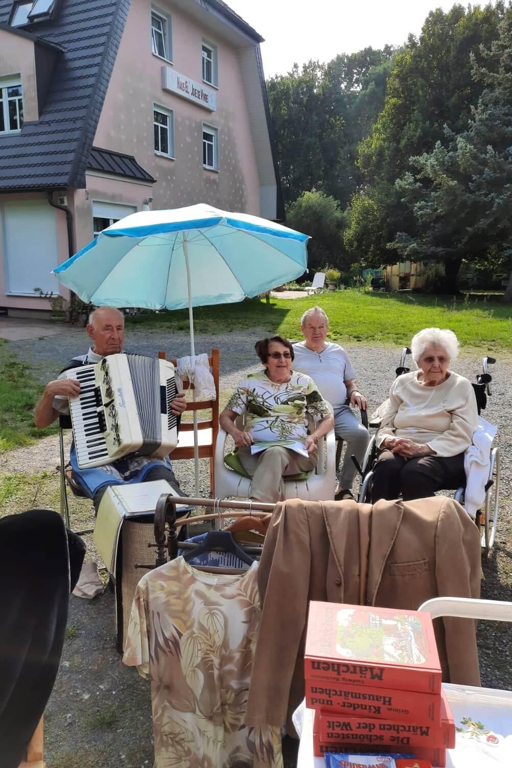 Haus el Joie de Vivre betreutes Wohnen - Foto der Woche